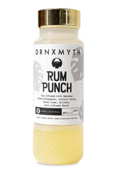DRNXMYTH Rum Punch