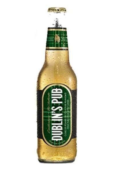Dublins Pub Cider