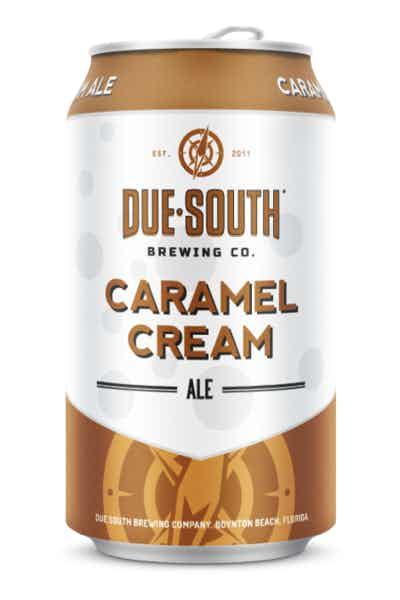 Due South Caramel Cream Ale