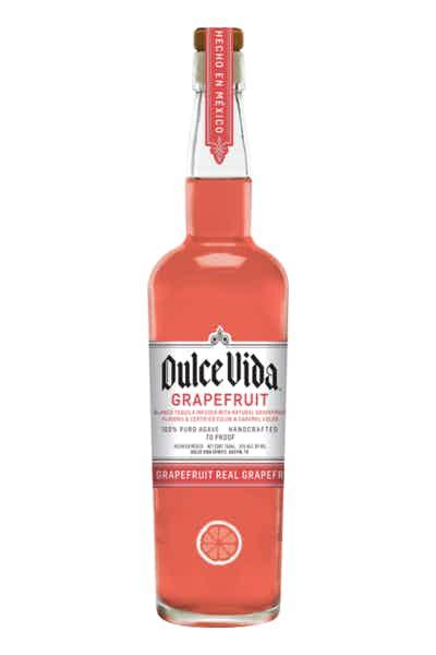 Dulce Vida Real Grapefruit Tequila