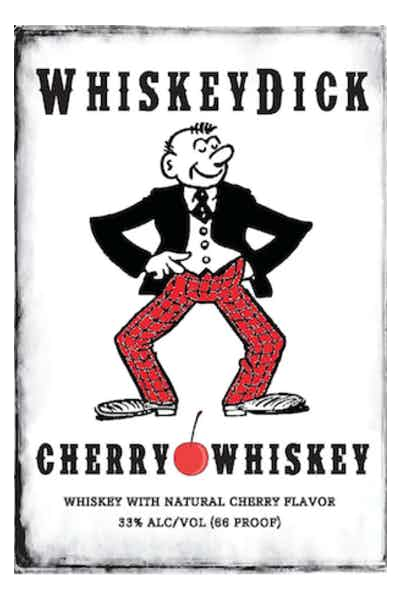 Dumbass WhiskeyDick Cherry Whiskey