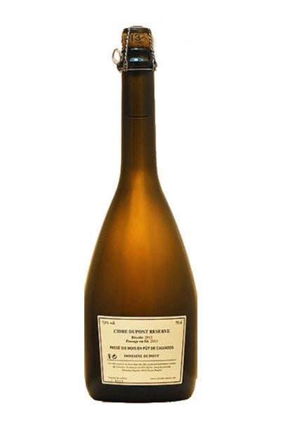 Dupont Reserve Cider