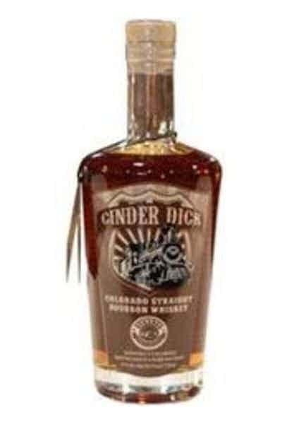 Durango Craft Spirits Cinder Dick Bourbon