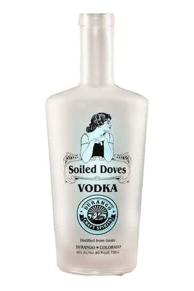 Durango Craft Spirits Soiled Doves Vodka