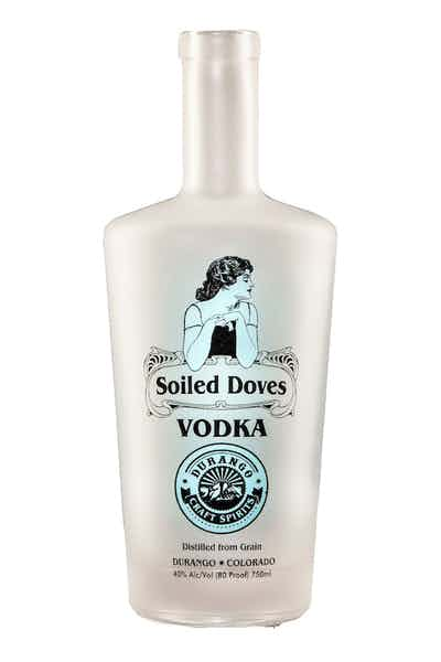 Durango Craft Spirits Soiled Doves Vodka