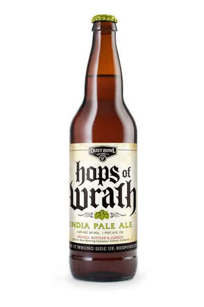 Dust Bowl Hops Of Wrath IPA