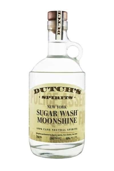 Dutch's Spirits Sugar Wash Moonshine