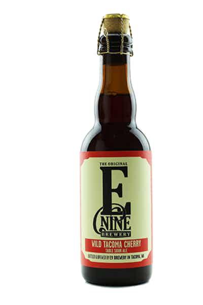 E9 Brewing Wild Tacoma Cherry Table Sour Ale