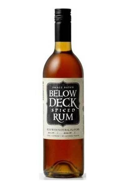 Eastside Distilling Below Deck Spiced Rum