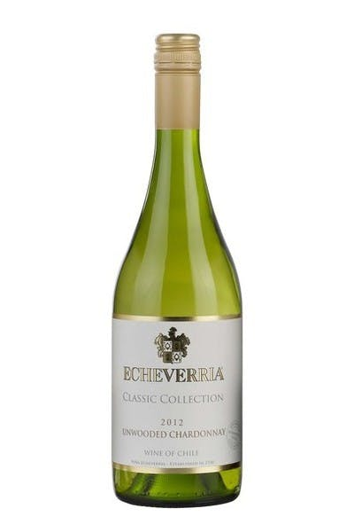 Echeverria Chardonnay