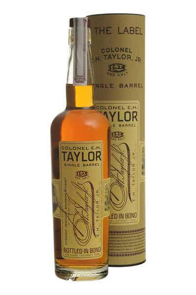E.H. Taylor, Jr. Single Barrel Bourbon