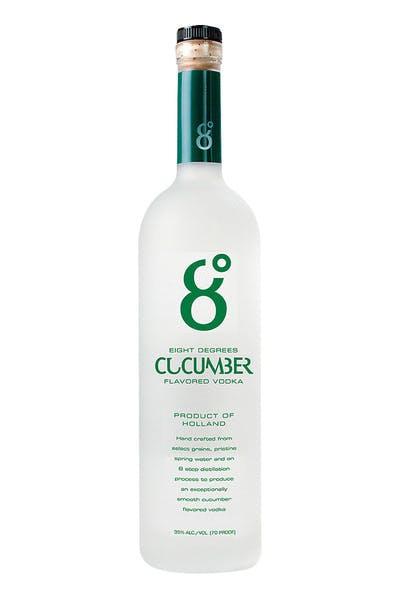 Eight Degrees Cucumber Vodka