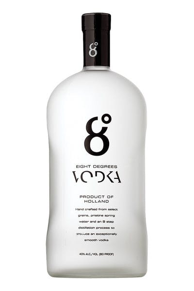 Eight Degrees Vodka