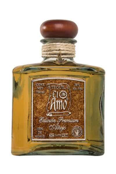 El Amo Reposado Premium Tequila