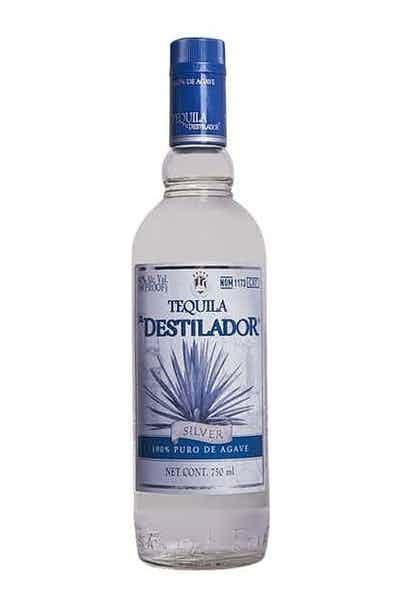 El Destilador Classico Blanco Tequila