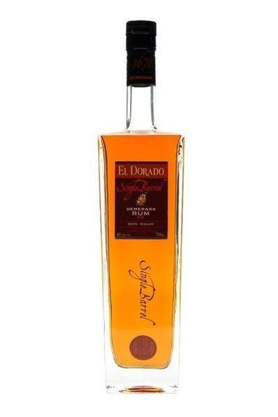 El Dorado Rum Single Barrel Pm