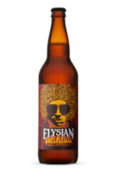 Elysian Superfuzz Blood Orange Pale Ale