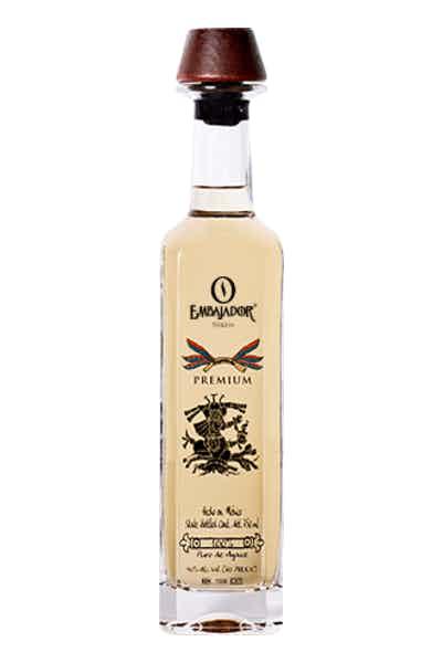 Embajador Premium Tequila Reposado