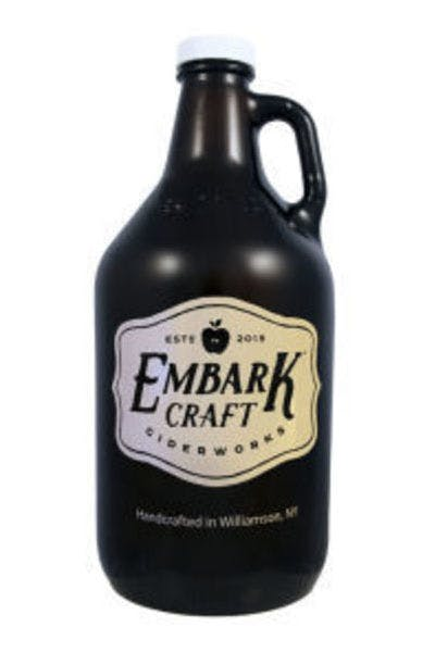 Embark Baldwin Hard Cider