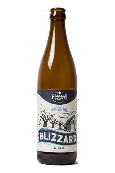 Embark Imperial Blizzard Cider