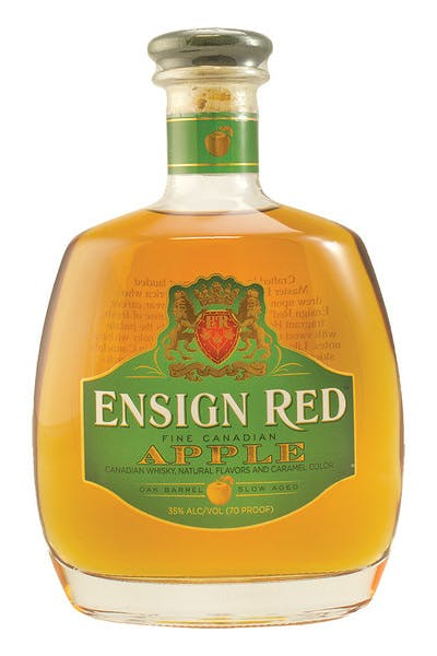 Ensign Red Apple