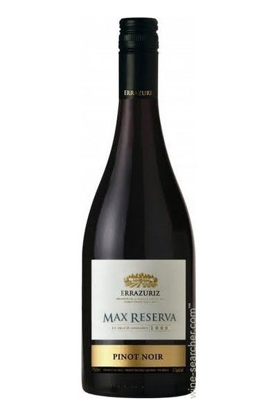 Errazuriz Max Pinot Noir 2014