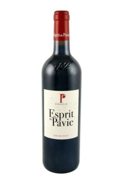 Esprit De Pavie Bordeaux