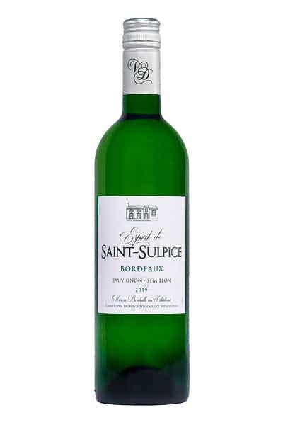 Esprit de Saint-Sulpice Bordeaux Blanc