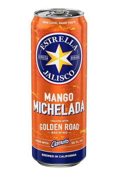 Estrella Jalisco / Golden Road Brewing Mango Michelada