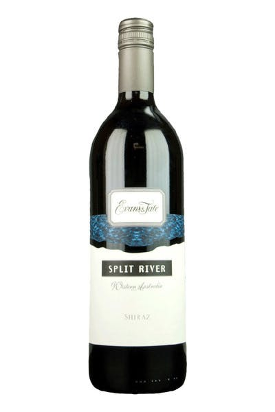 Evans & Tate Shiraz Split River