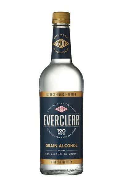 Everclear 120 Proof