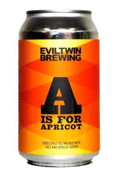 Evil Twin A Is For Apricot Gose