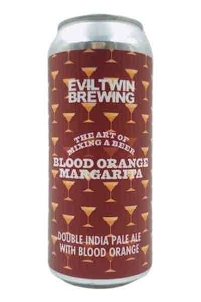 Evil Twin Brewing Blood Orange Margarita