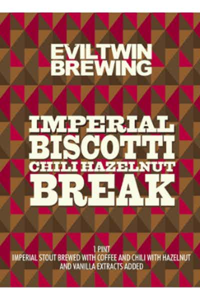 Evil Twin Imperial Biscotti Chili Hazelnut Break