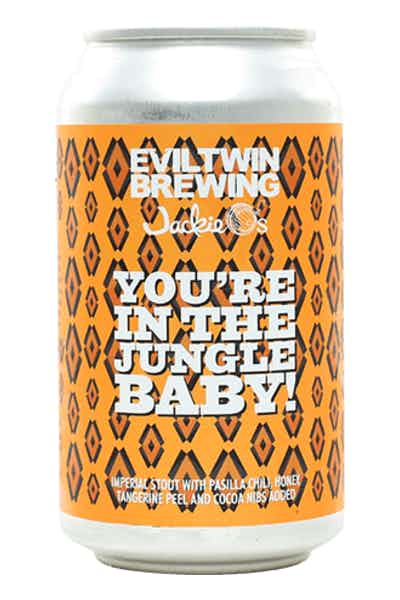 Evil Twin You're In The Jungle Baby! Imperial Stout