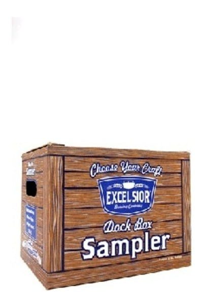 Excelsior Dock Box Sampler
