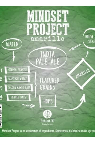 Exhibit A Mindset Project: Amarillo