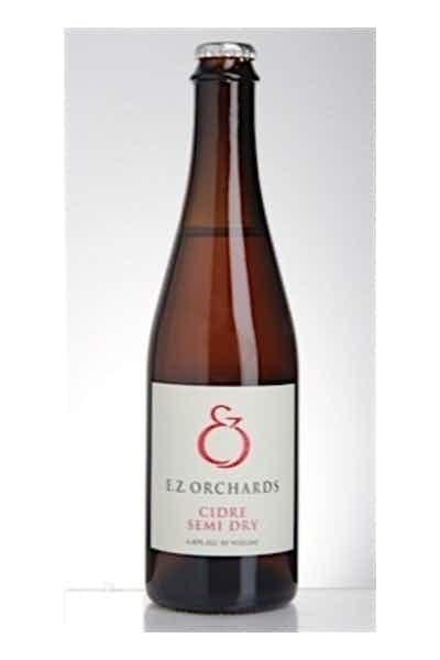EZ Orchards Cidre Semi Dry