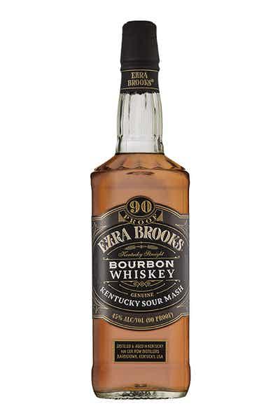Ezra Brooks Bourbon