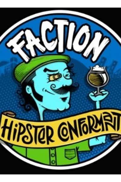 Faction Brewing 'Hipster Conformant' German Pilsner
