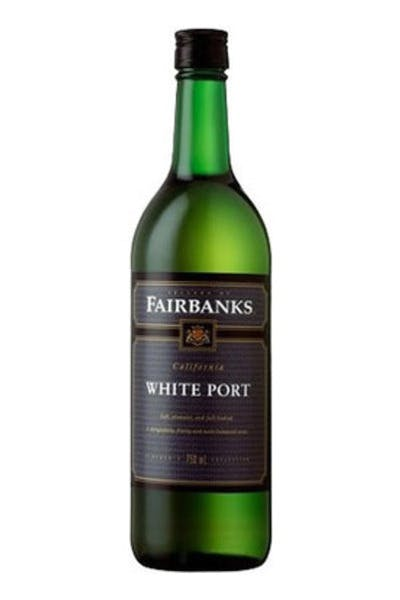 Gallo Fairbanks White Port