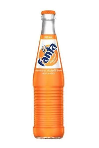 Fanta Mexico Orange