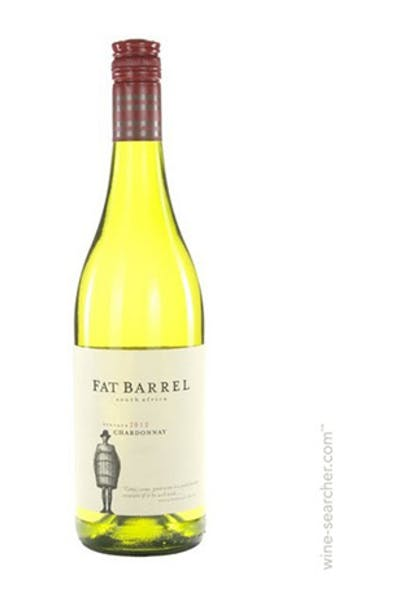 Fat Barrel Chardonnay