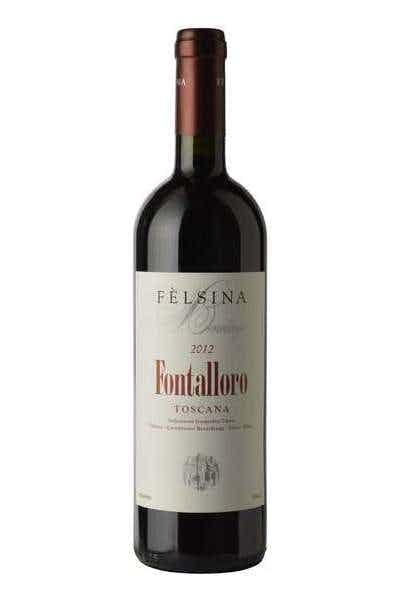 Fattoria Di Felsina Fontalloro 2012