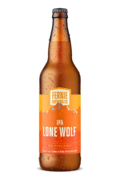 Fernie Lone Wolf IPA