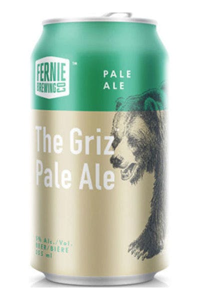 Fernie The Griz Pale Ale