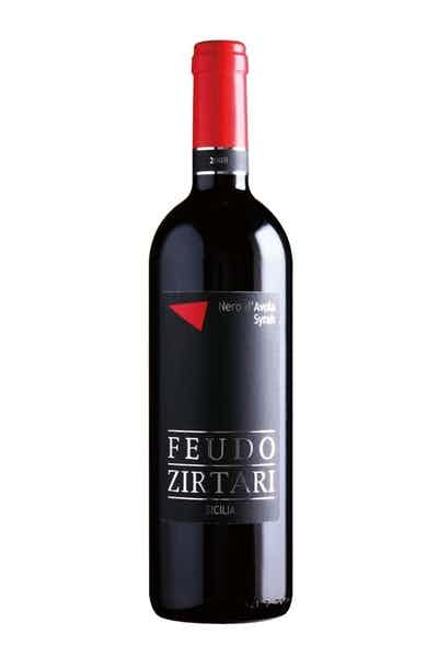 Feudo Zirtari Sicilia Rosso 2011