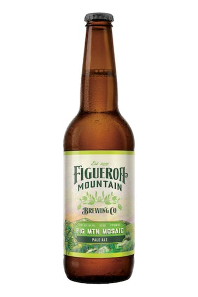 Figueroa Mountain Mosaic Pale