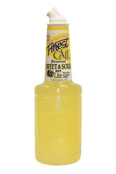 Finest Call Sweet/Sour Lite