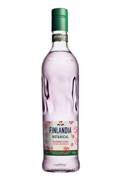 Finlandia Botanical Wildberry and Rose Vodka